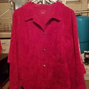 Beautiful reddish/pink blazer